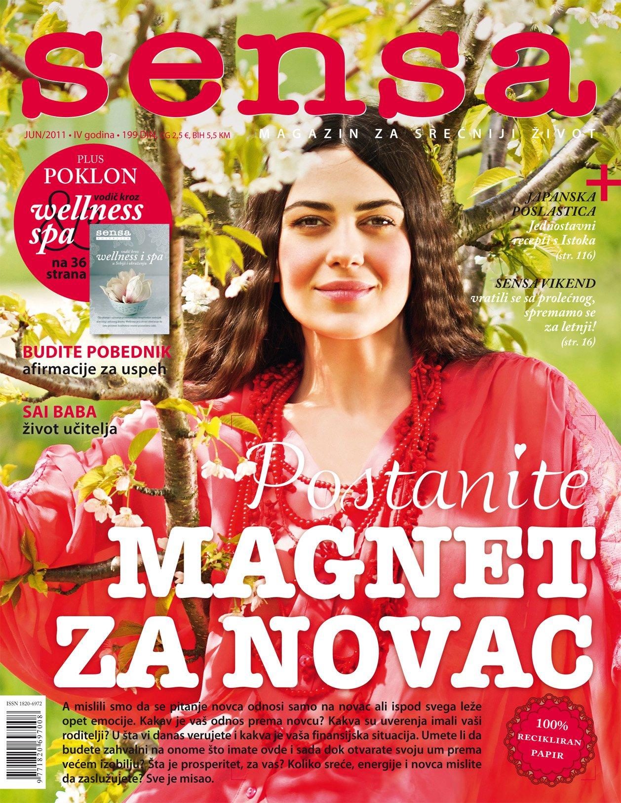 Magazin Sensa - jun 2011.
