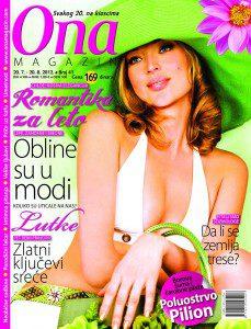 Ona magazin, broj 41, 20.07-20.08.2012.